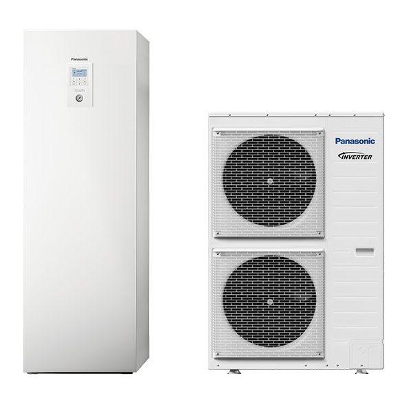 Panasonic Aquarea LT 12 kW  All in One osztott hőszivattyú 3~