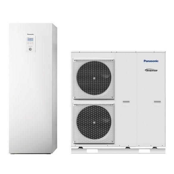 Panasonic Aquarea 16 kW T-CAP, All in One osztott hőszivattyú 3~ csendesített