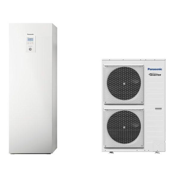 Panasonic Aquarea 16 kW T-CAP, All in One osztott hőszivattyú 3~