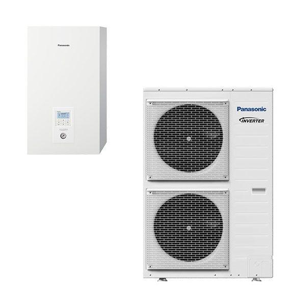 Panasonic Aquarea LT 12 kW osztott hőszivattyú 3~