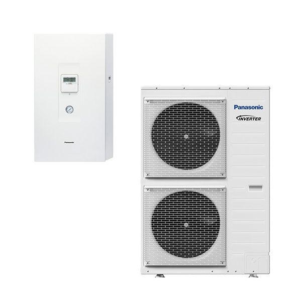 Panasonic Aquarea HT 12 kW osztott hőszivattyú 3~