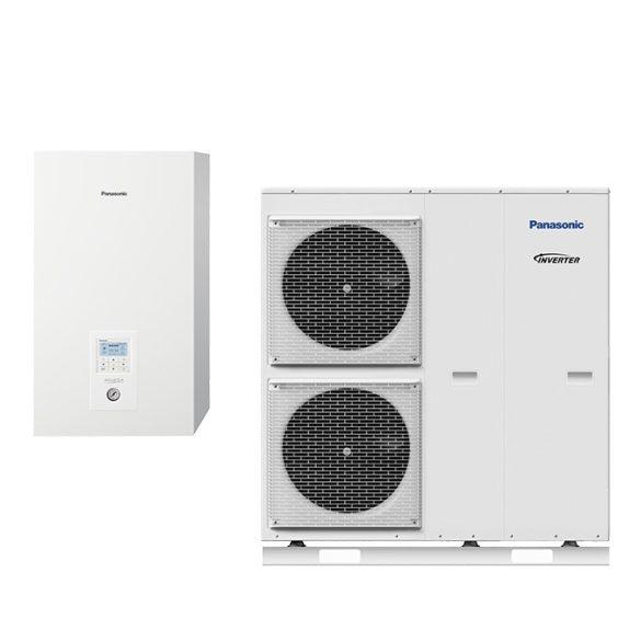 Panasonic Aquarea 09 kW T-CAP osztott hőszivattyú 3~ csendesített