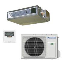 Rejtett (légcsatornázható) 5 kW-os inverteres klíma
