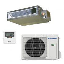 Rejtett (légcsatornázható) 6 kW-os inverteres klíma