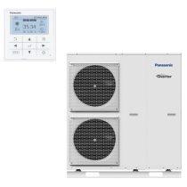 Panasonic Aquarea LT 12 kW monoblokk hőszivattyú 1~