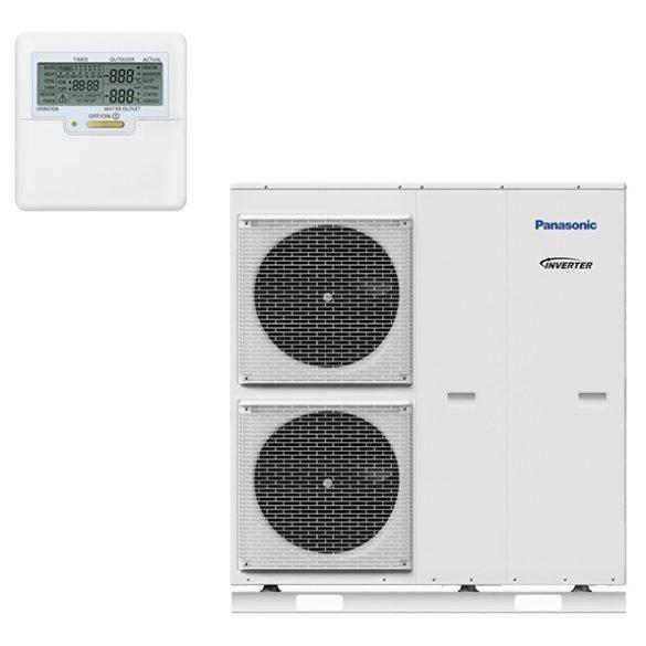 Panasonic Aquarea HT 12 kW monoblokk hőszivattyú 1~