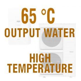 Magas hőmérsékletű hőszivattyúk